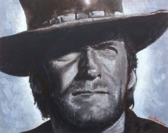Clint Eastwood, a alksender or Dollars
