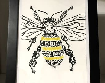 BEE -simplesketches