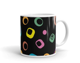 Licorice candy style Mug