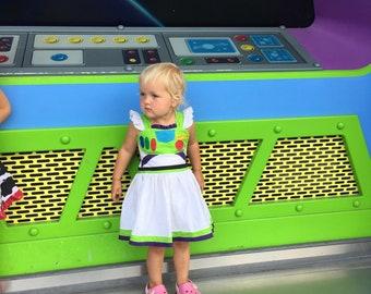 Buzz Lightyear Dress