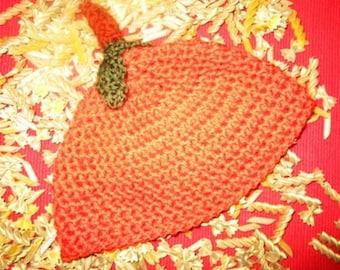 Orange cap for Baby