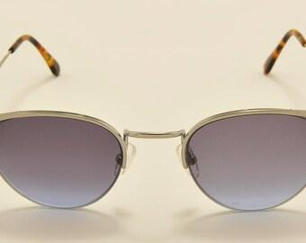 Romeo Gigli RG 17 (Touareg) Silver vintage sunglasses