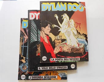 Comic book, Dylan Dog, collection years ' 90 reprint