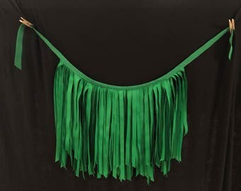 Handmade Grass Hula Skirt