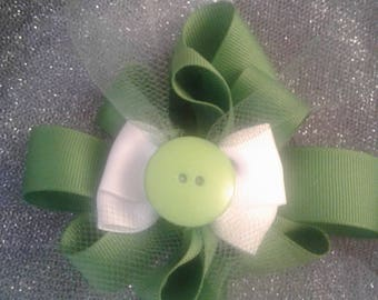 St Patricks day bow