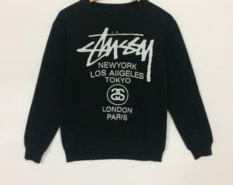 Rare!!! Vintage stussy sweatshirt
