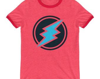 Electroneum Crypot Fan Ringer T-Shirt