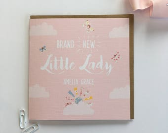 Baby girl - butterflies