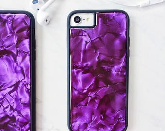 Europhix Purple iPhone Case