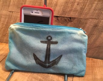 Anchor Make-Up Bag