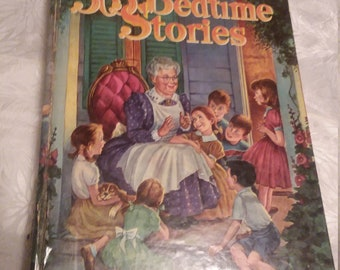 365 Bedtime Stories by Nan Gilbert 1955