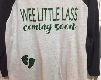 Maternity St. Patty's Day Shirt