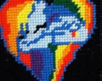 My Little Pony Rainbow Dash Wall Hanging