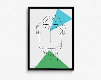 Aaron poster
