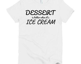 Dessert Women's Tee