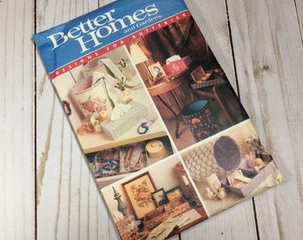 Better Homes and Gardens Designs for Butterick: Pattern #4350