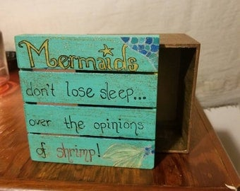 Keepsake boxes by Erica Taylor