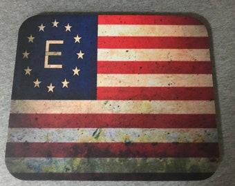 Fallout Enclave Flag Mousepad