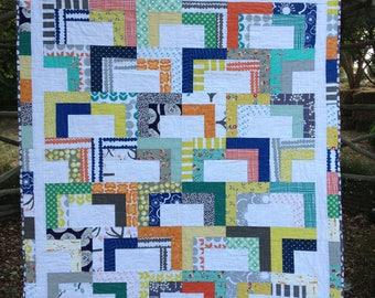Open Sesame - Modern Quilt