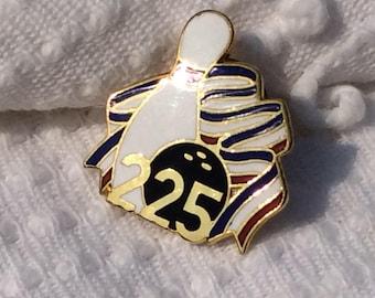Vintage Bowling pin jewelry 225