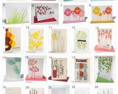Ilee everyday notecards Variety Pack