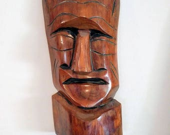 Polynesian Carved Wooden Art