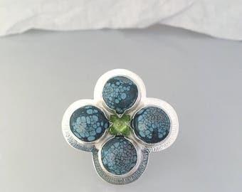 quattro fiore ring