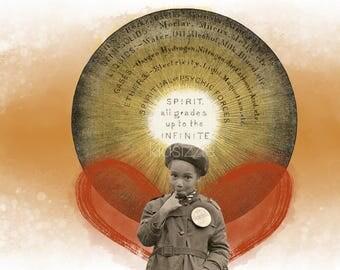 all spirit grades to the infinite print