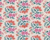 Cotton + Steel Paper Cuts - paper bouquet - tangerine - 50cm