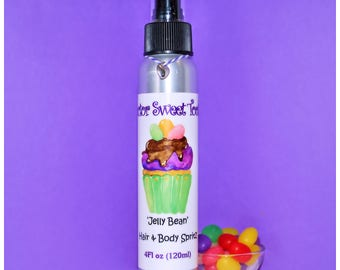 Jelly Beans Body Splash and Hair Perfume 4oz