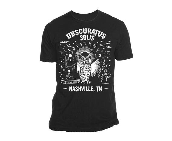 Nashville Solar Eclipse Souvineer Tshirt