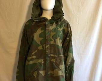 Camoflage  camo jacket military grunge coat