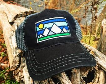 Range- Unstructured Trucker Hat