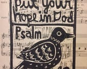 Put Your Hope in God (special order)