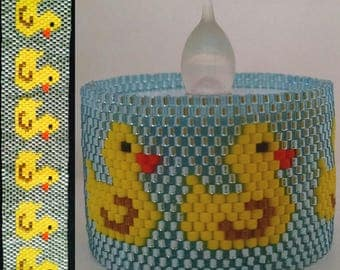 Rubber Ducky Tealight Cover