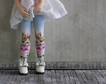PRE-ORDER Easter Bonnet Blythe Doll Stockings