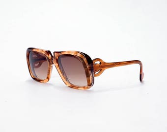 Deadstock NiGuRa Avantgarde - Oversized Vintage Sunglasses - Womens Eyewear - 70s new old stock sunglasses with new lenses.