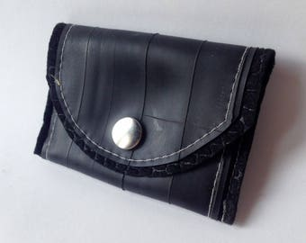 Black on Black wallet