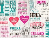 country svg bundle, svg files, png clipart, country svg, country song svg, country girl svg, country tank top cutting files, vinyl designs