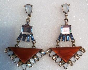 Retro Dangle earrings