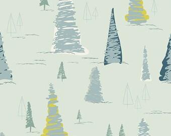 Pinetre Fog Fabric