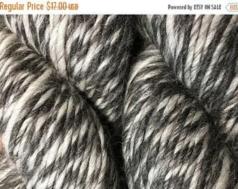 ON SALE Chinchilla Eco Duo Alpaca Merino Wool Yarn Worsted Weight 197 Yards Color 1714