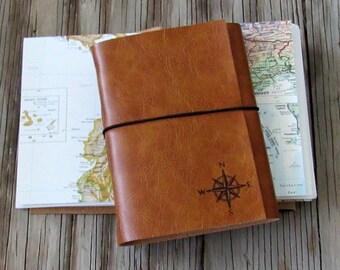 journal de l'Explorateur avec cartes d'un voyage journal - revues tremundo