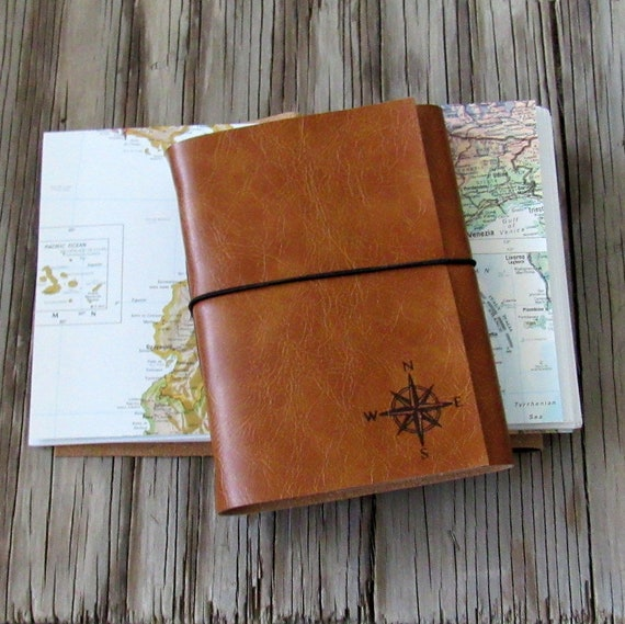 explorer journal with maps a travel journal by tremundo