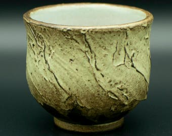 Textured Yunomi (tea cup)
