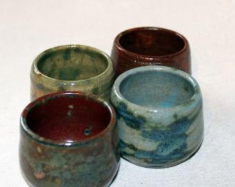 2oz Shot Glasses - Set of 4