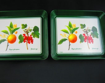 Botanical, Made in Italy, change tray.