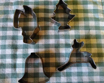 Vintage Cooky Cutter Collection