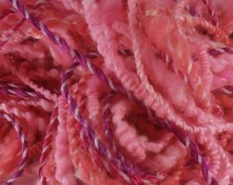 Dimorphoteca: Art yarn, skein