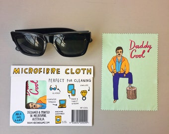 Microfibre Cloth - Daddy Cool